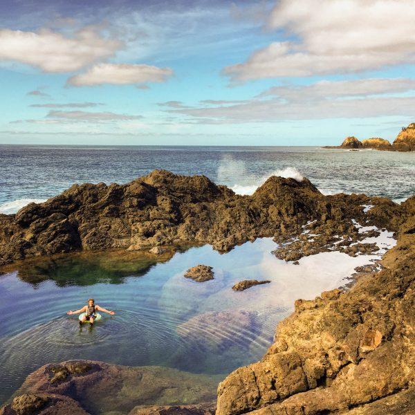 Matapouri Beach + Motutara Farm in Northland, New Zealand