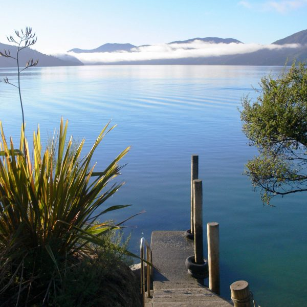 Sweet Stays: Hopewell Lodge in the Marlborough Sounds