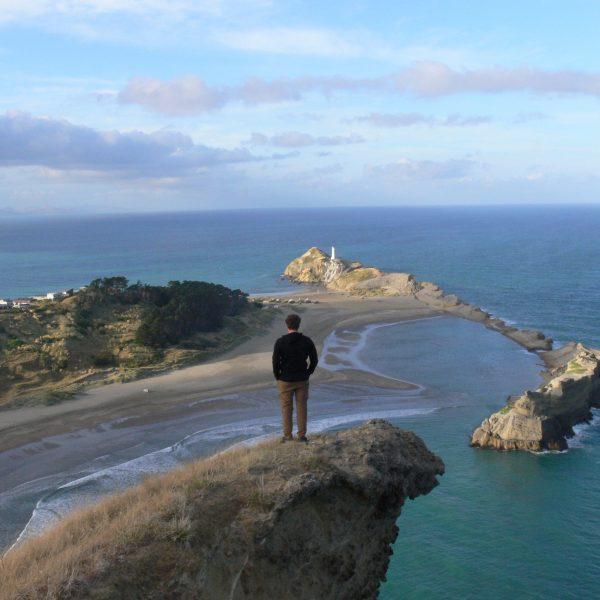 Exploring the Wild Wairarapa Coast in Castlepoint, New Zealand