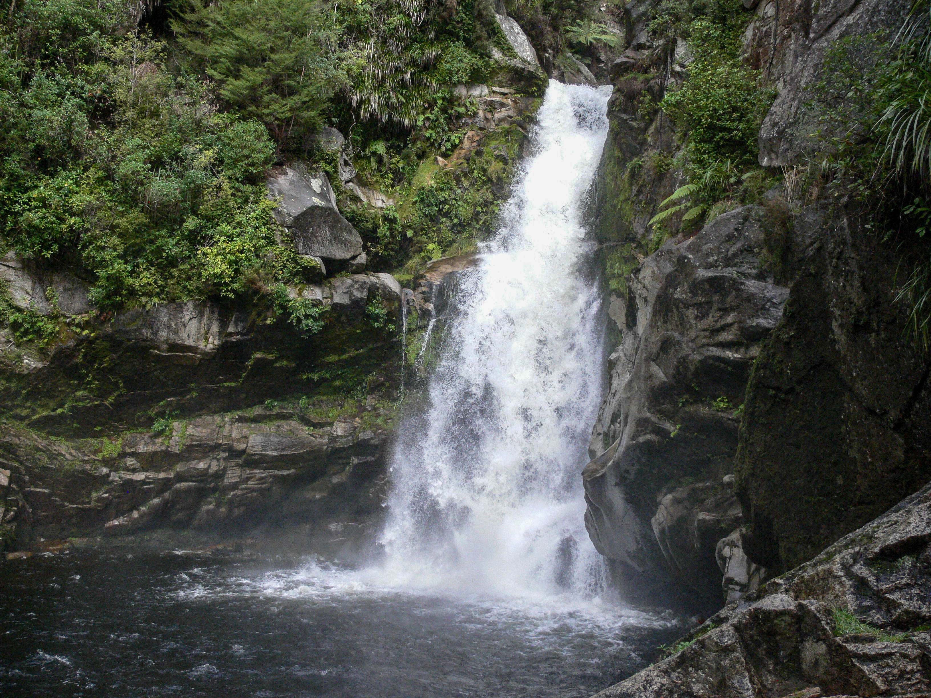 Wainui Falls Golden Bay