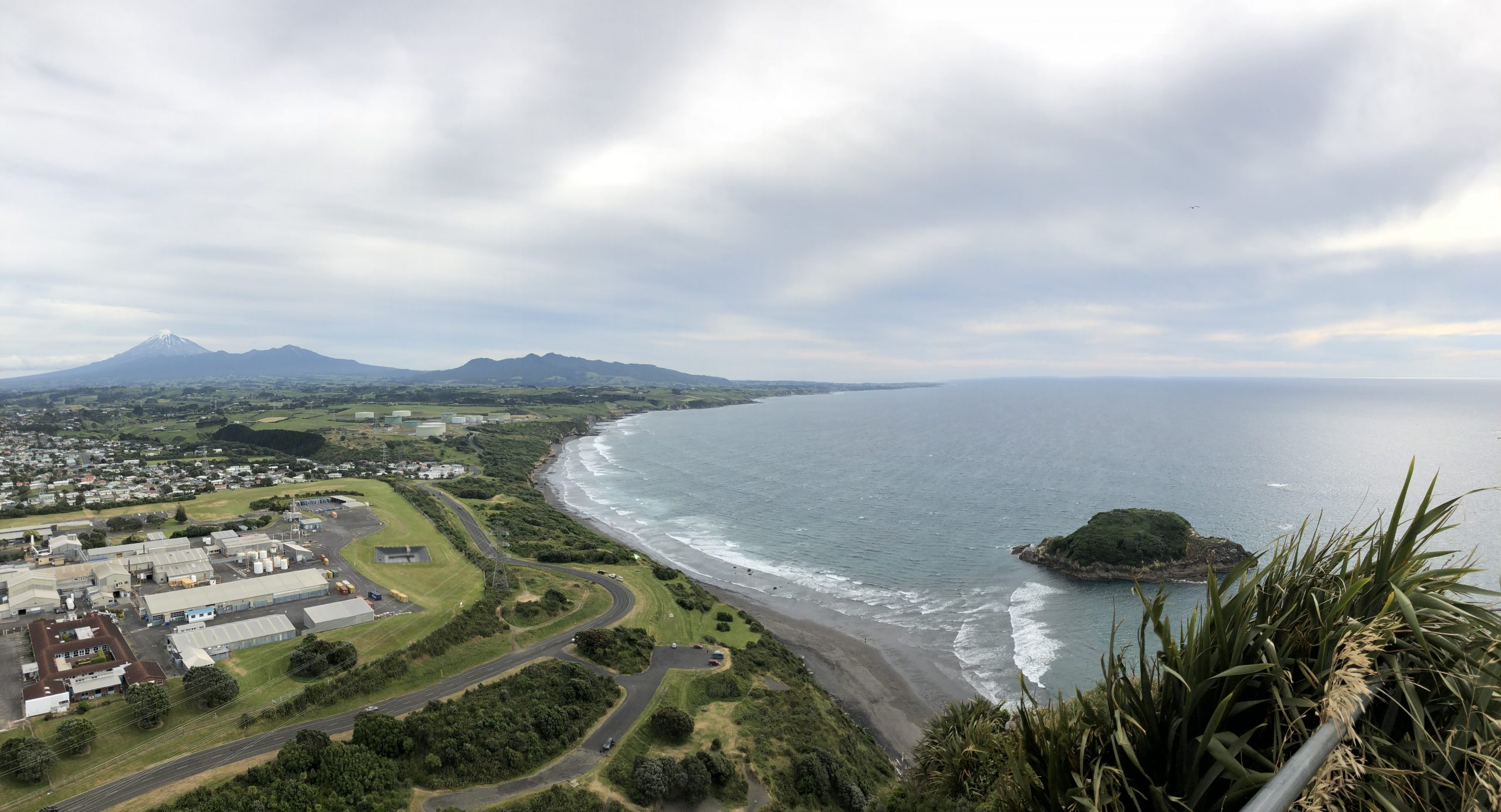 Things to Do in New Plymouth: Paritutu Rock