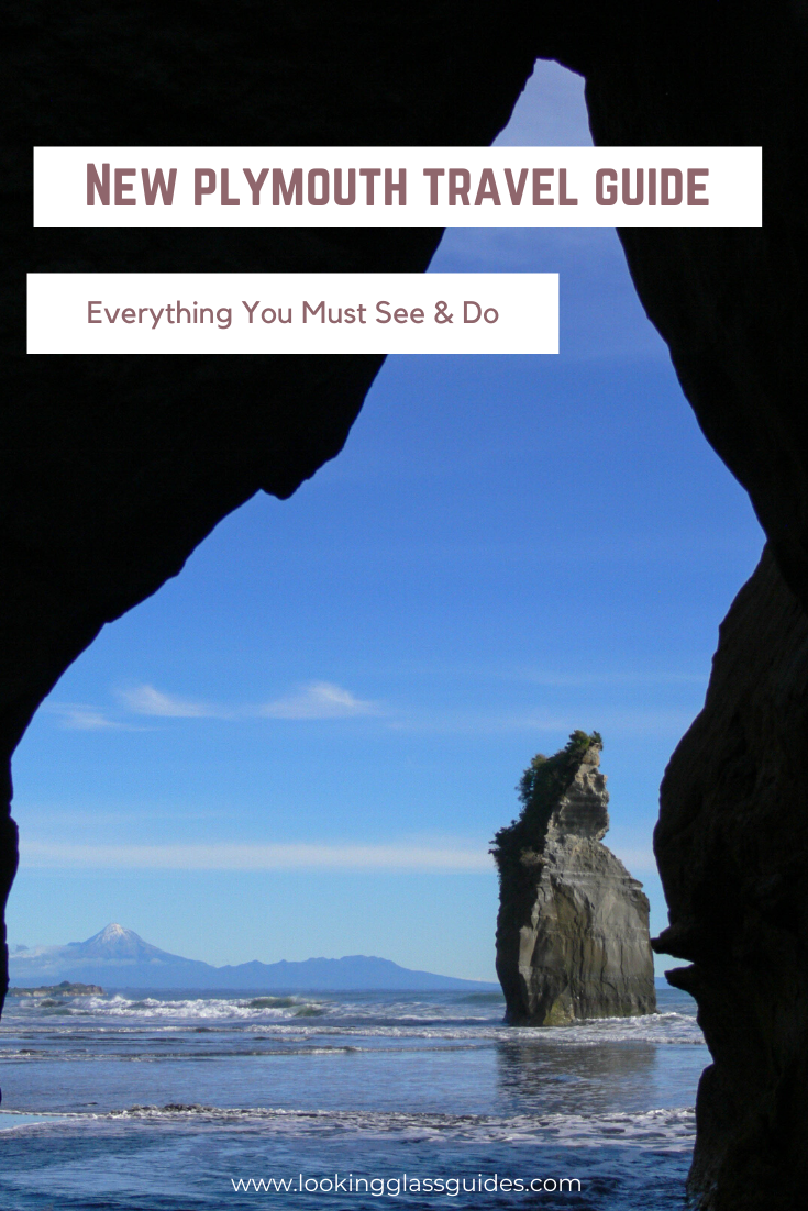 New Plymouth Guide Pinterest