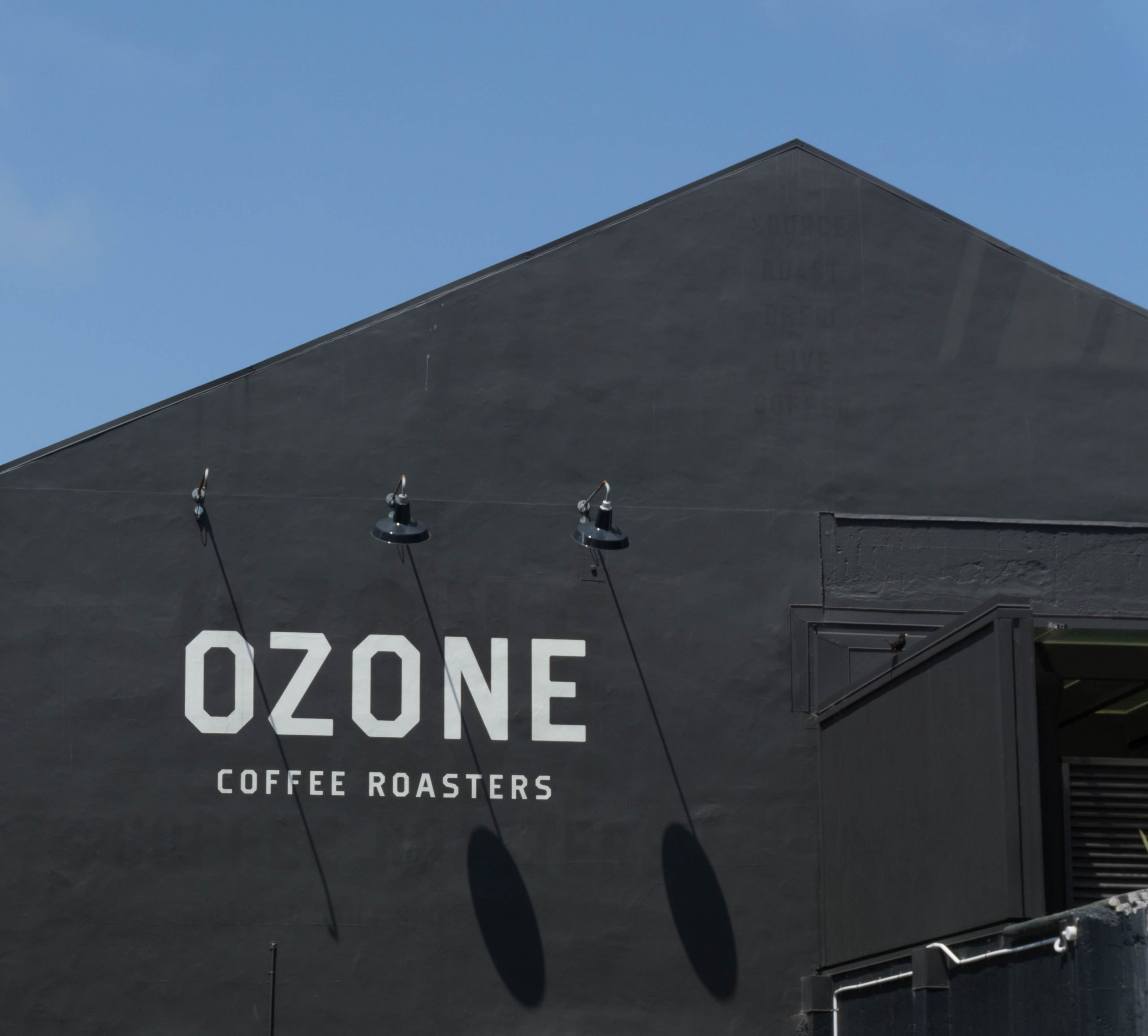 Ozone Coffee Roasters New Plymouth