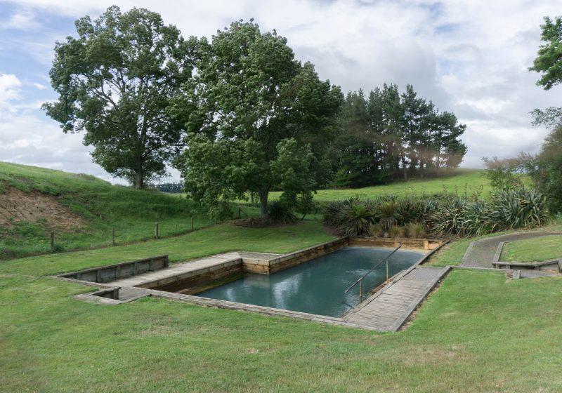 Free Hot Springs in Rotorua - Butcher's Pool