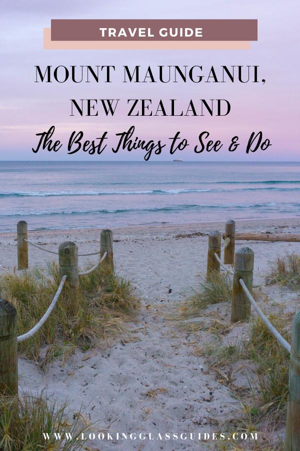 Mount Maunganui Travel Guide