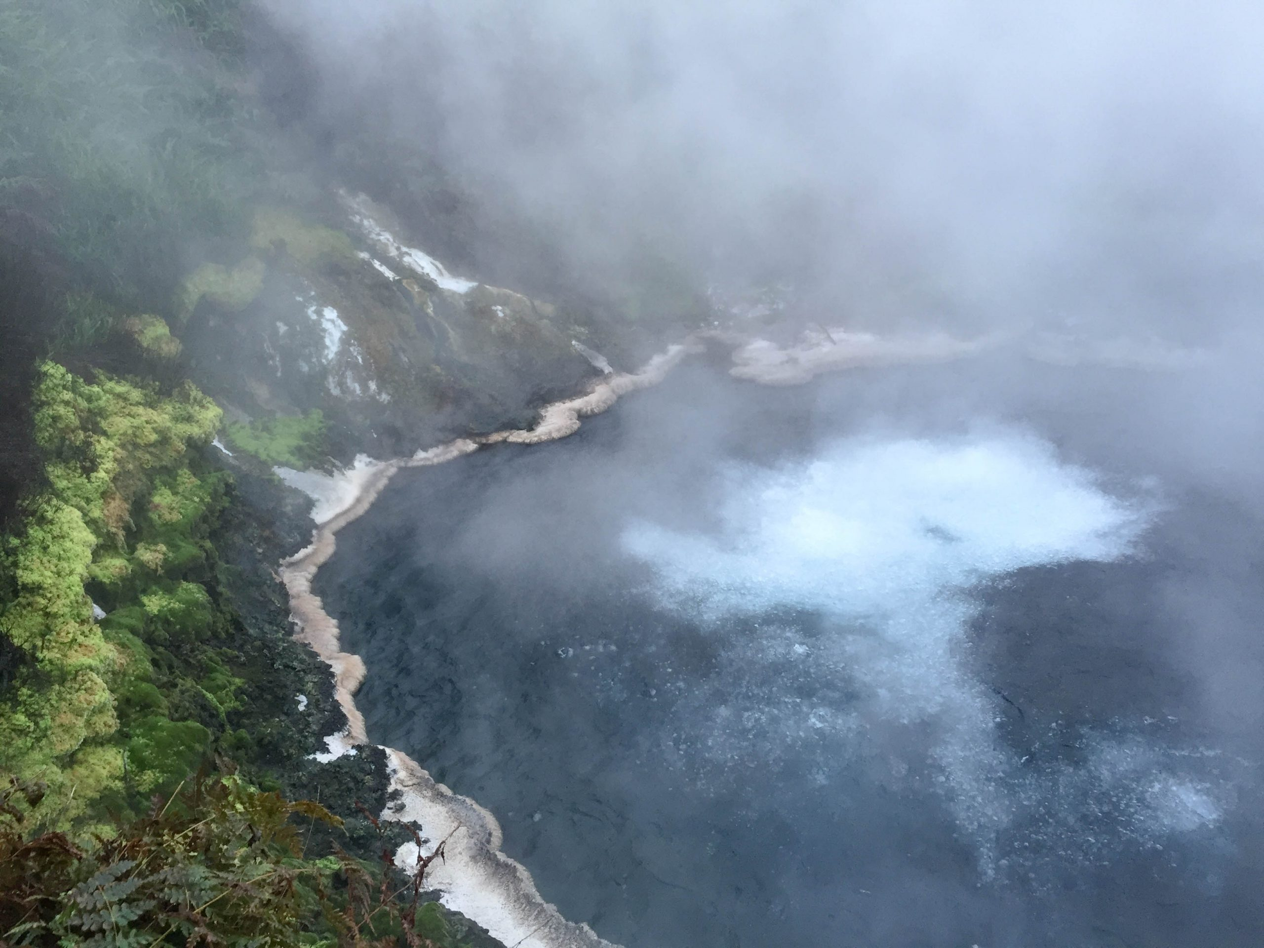 Waikite Valley Hot Spring Source Rotorua