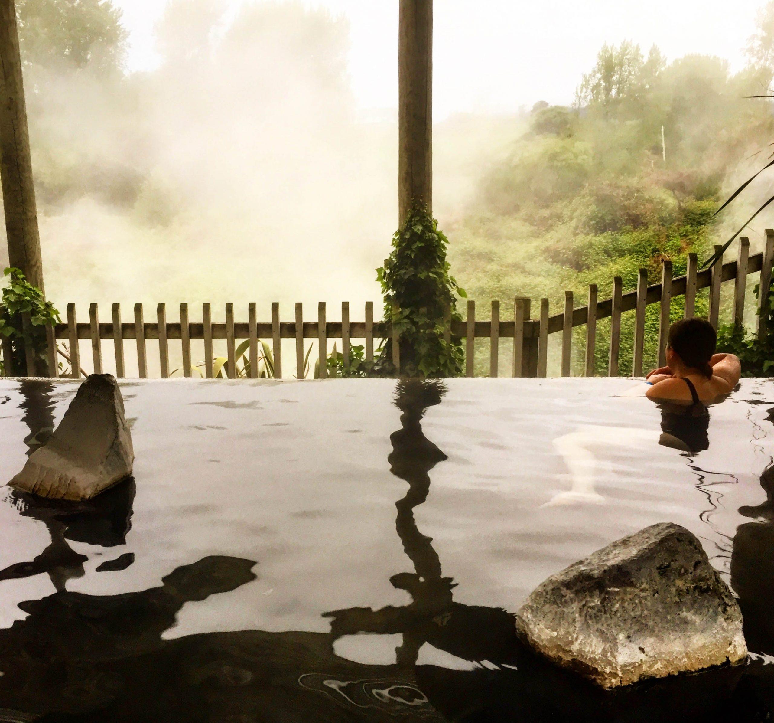 Rotorua Hot Springs: Waikite Valley