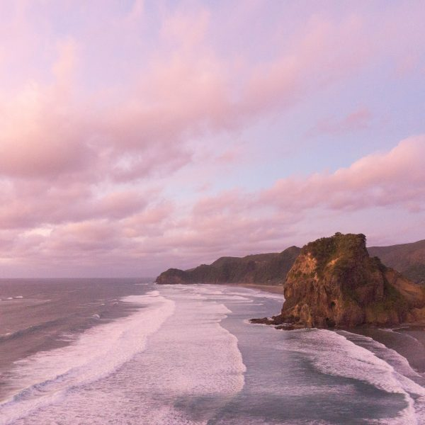 Piha Beach: Where Mountains Meet the Sea