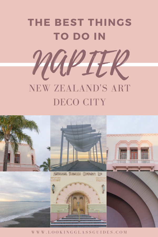 The Best Things to Do in Napier
