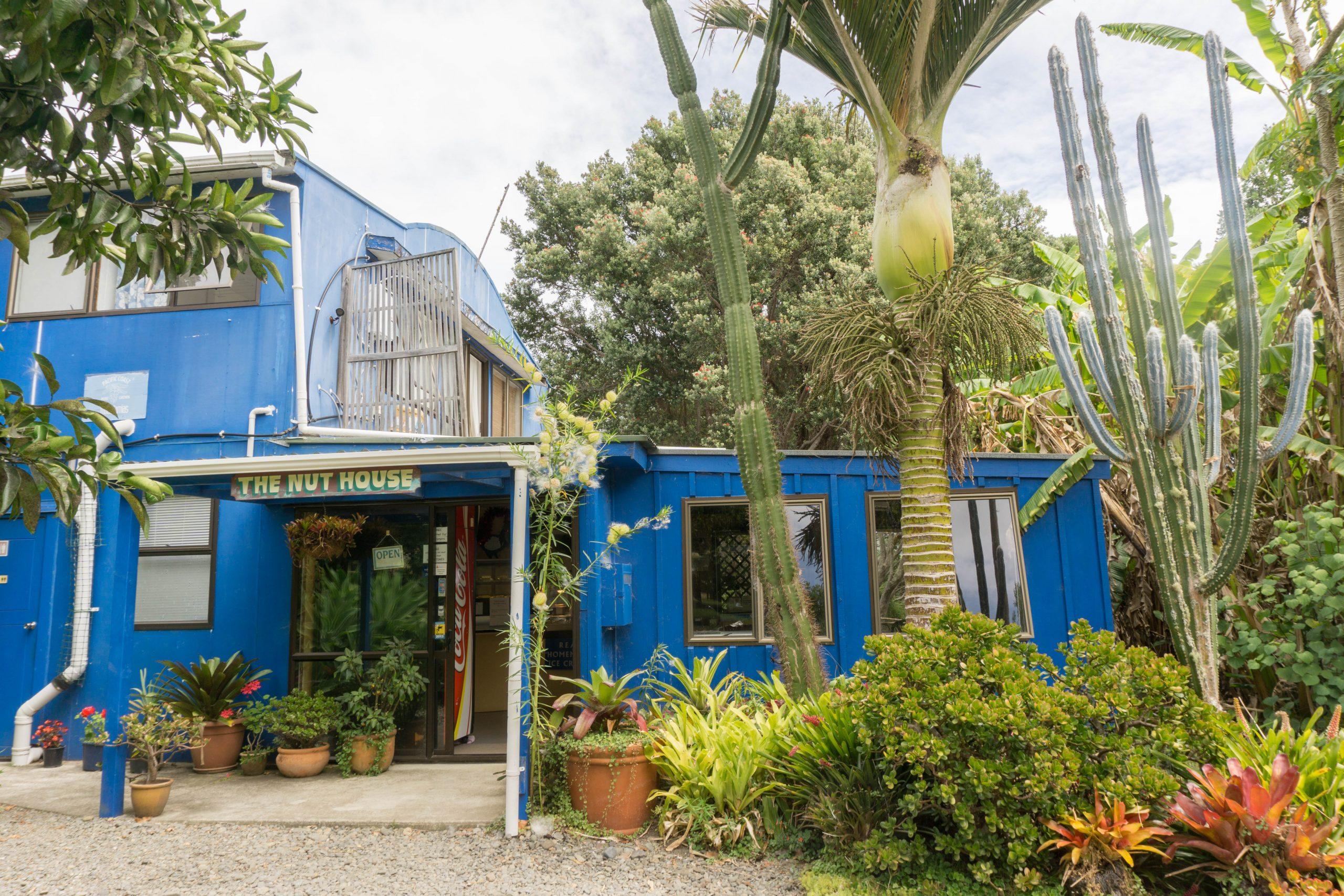 The Nuthouse - Pacific Coast Macadamias Cafe