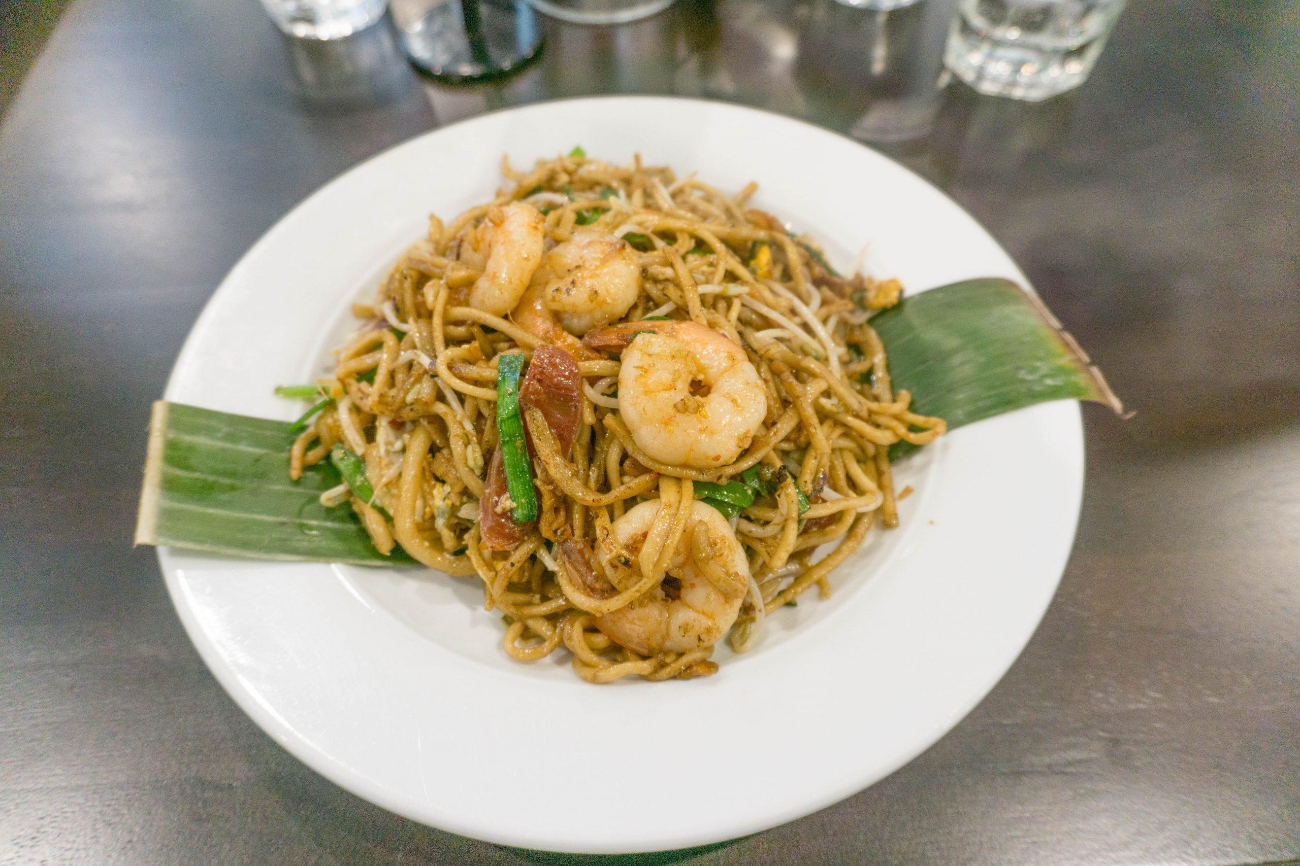 Cheap Eats in Wellington - Little Penang