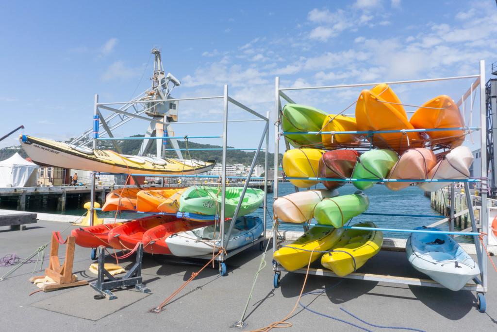 Ferg's Kayak Stack