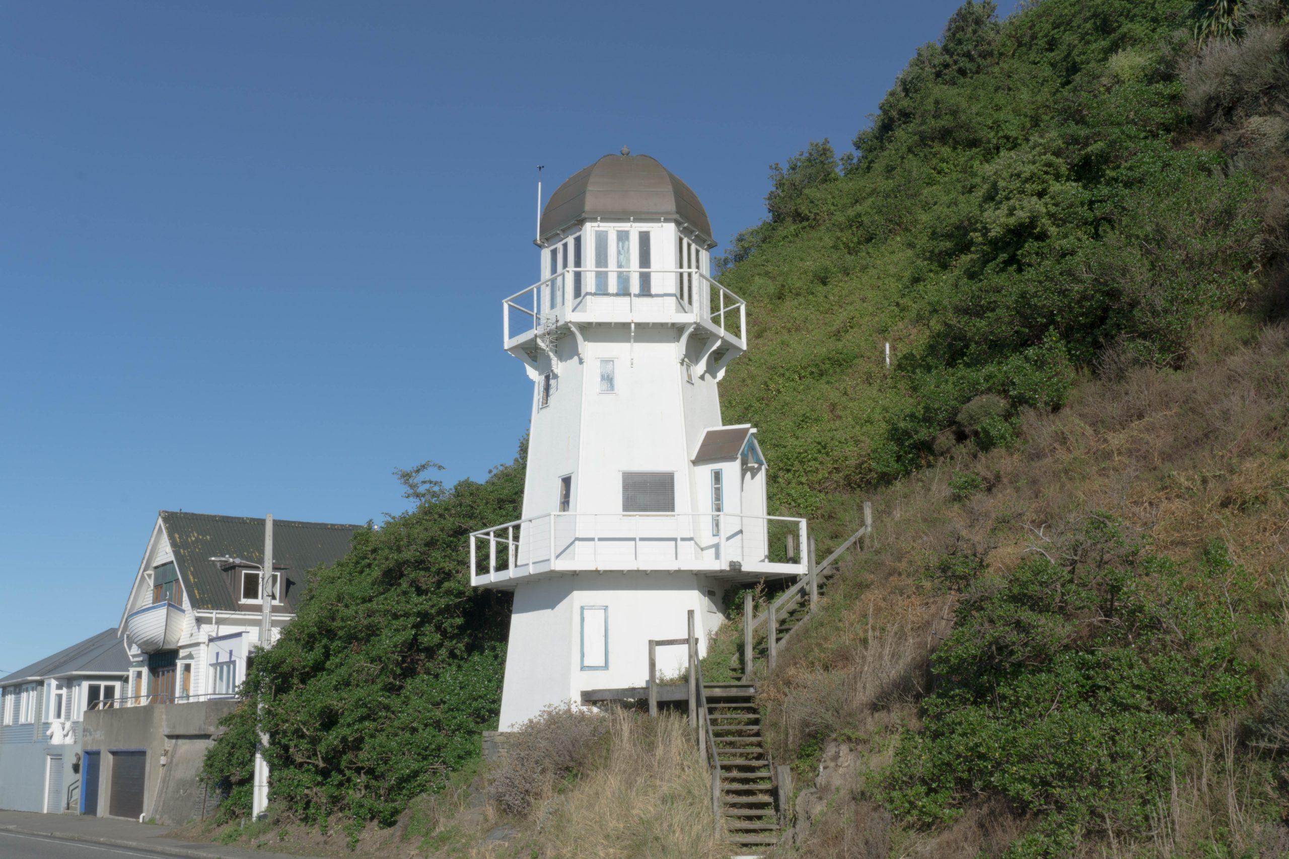 Island Bay lighthouse Airbnb