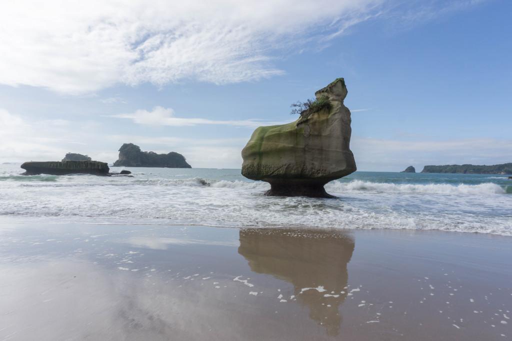 Cathedral Cove - Best Coromandel Beaches
