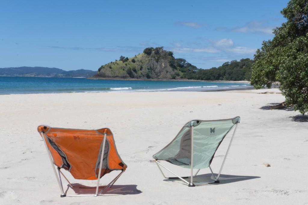 New Chums Beach in the Coromandel