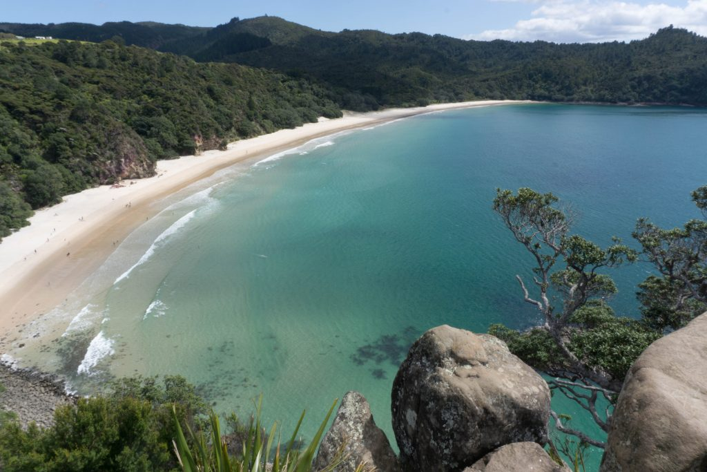 New Chums Beach - the Most Beautiful Beaches in the Coromandel