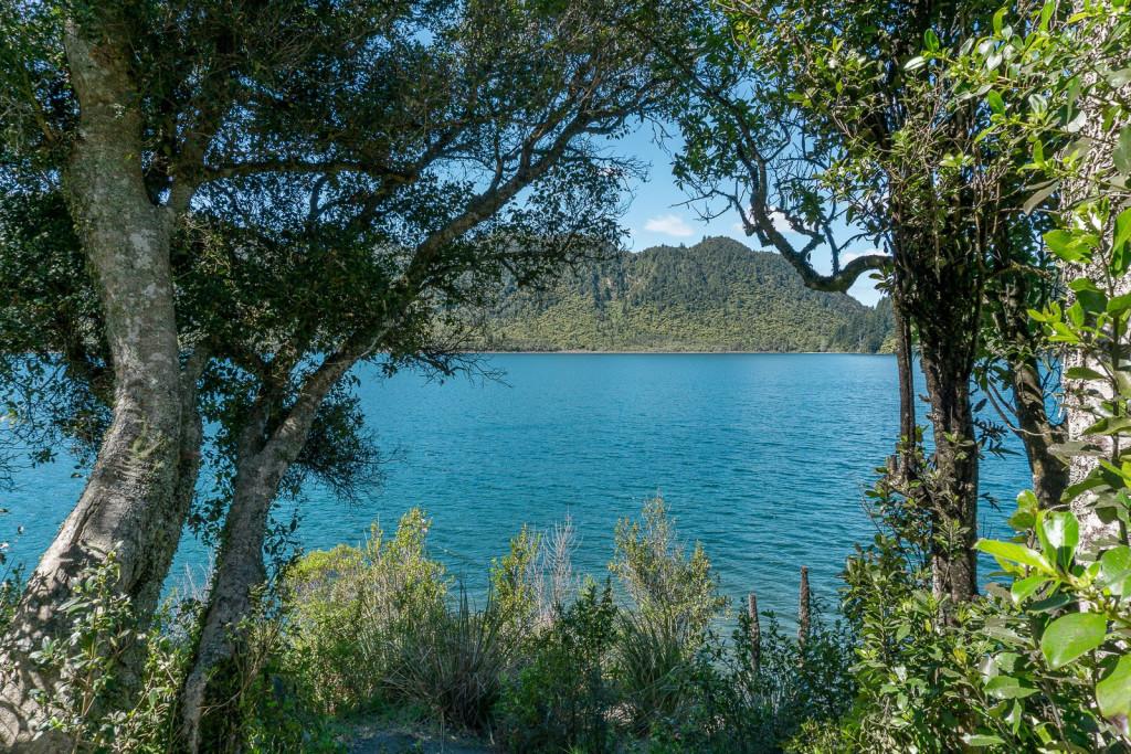Free Things to do in Rotorua: Blue Lake