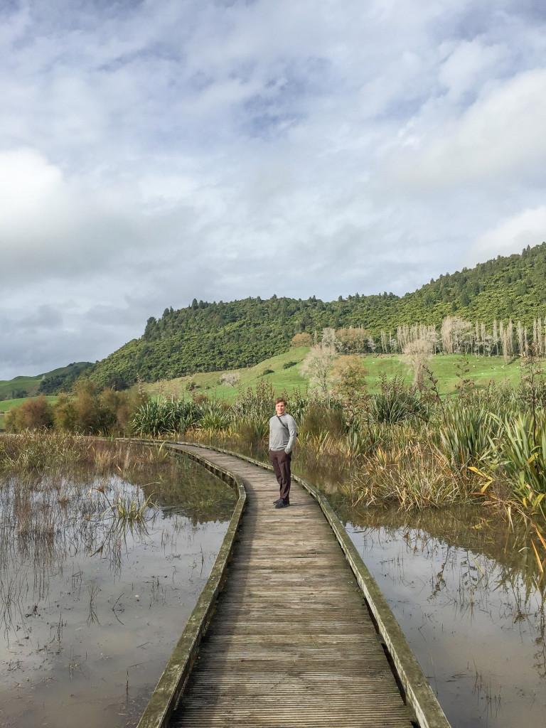 Free Things to do in Rotorua: Lake Okareka