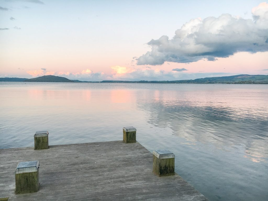 Free Things to do in Rotorua: Lake Rotorua